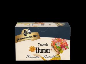 Yogaveda Humor Koriandersamen-Rosenblüte