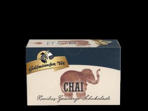 Chai Rooibos-Gewürze-Schokolade