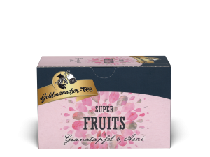Super Fruits mit Granatapfel & Acai
