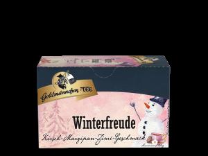 Winterfreude (Kirsche-Marzipan-Zimt)
