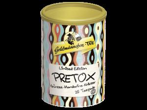 Pretox Grüntee-Mandarine-Kräuter