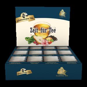Selektions-Box mit 12 Teesorten
